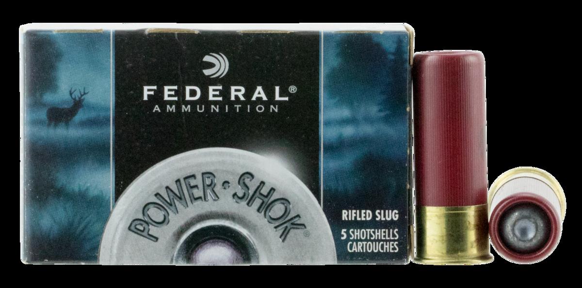 FEDERAL POWER-SHOK