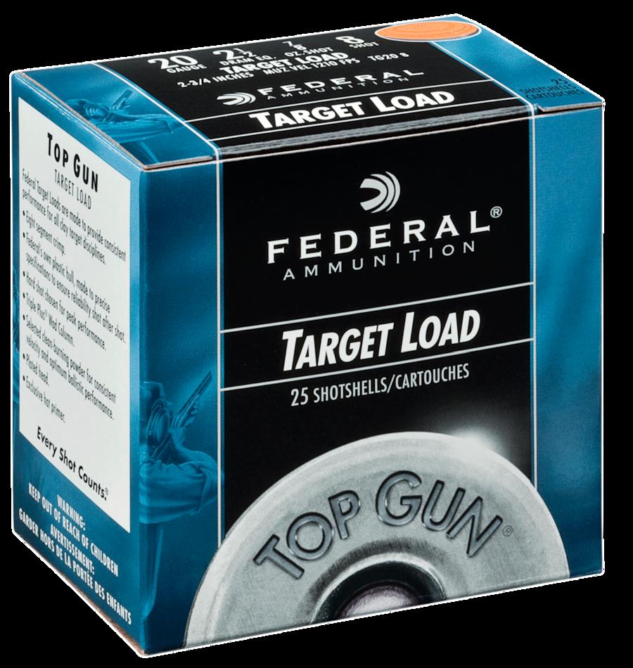 FEDERAL TOP GUN