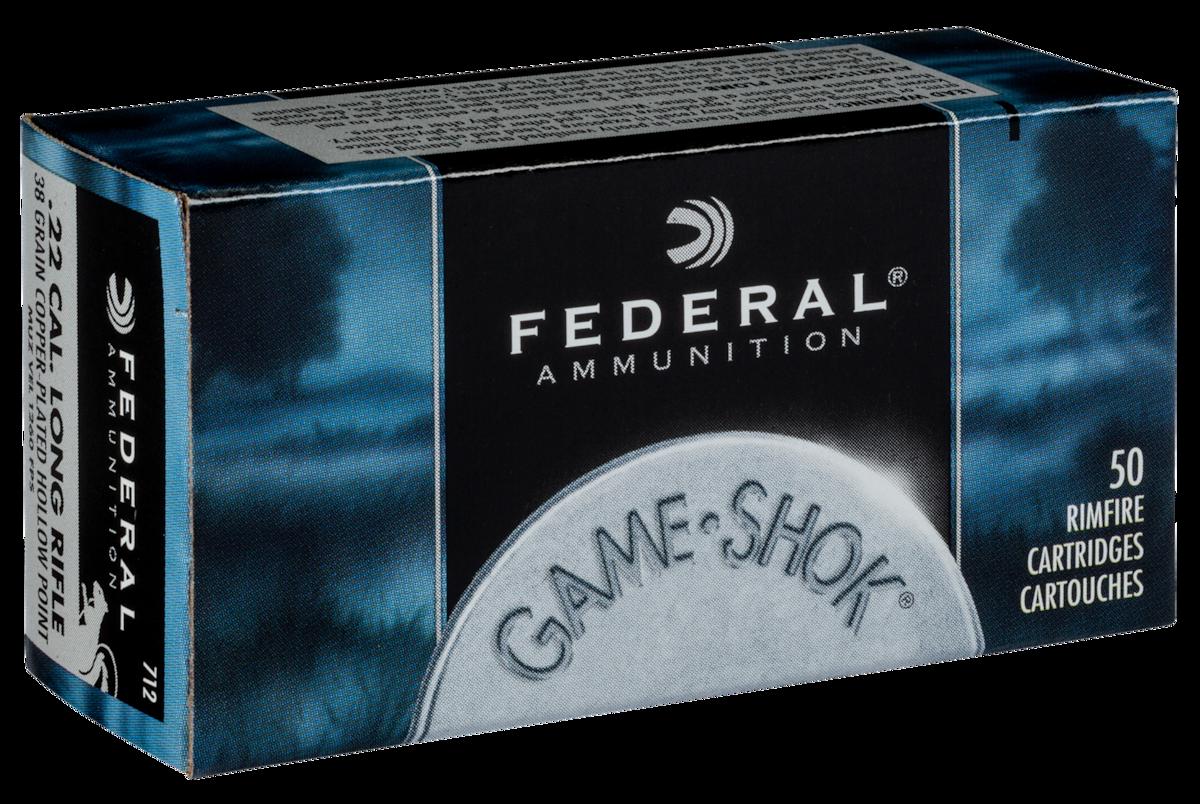 FEDERAL GAME-SHOK GAME-SHOK