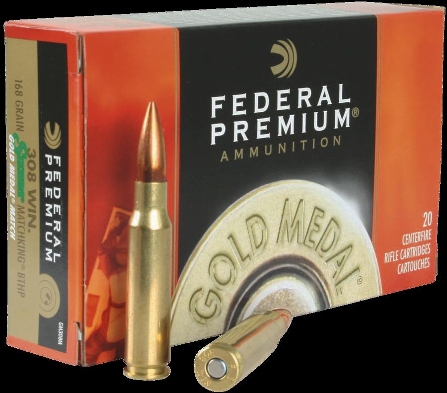 FEDERAL GOLD MEDAL
