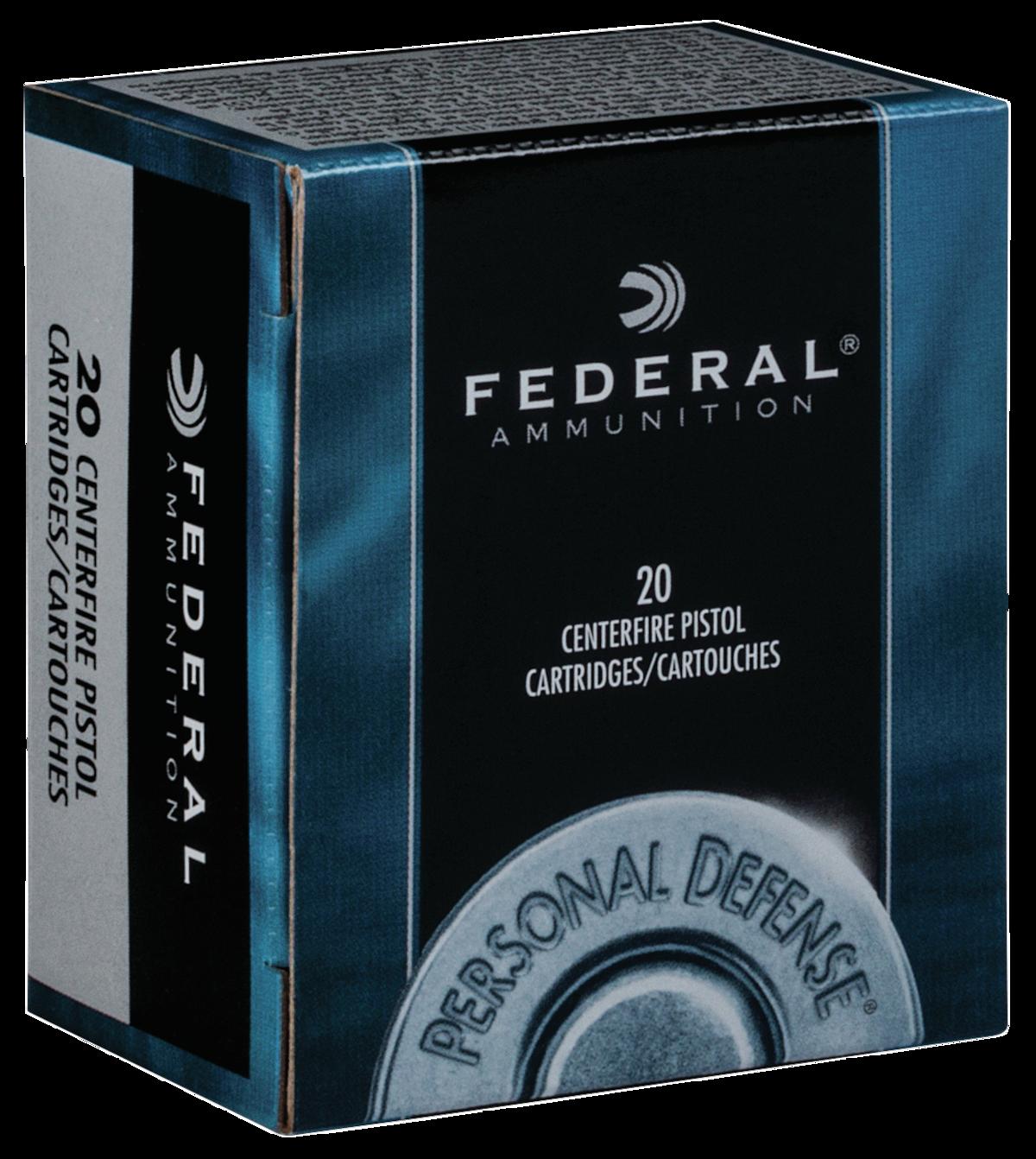 FEDERAL PERSONAL DEFENSE
