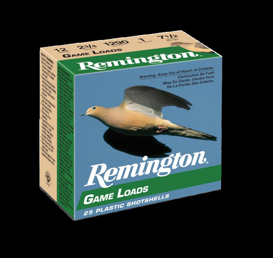 REMINGTON LEAD GAME LOADS