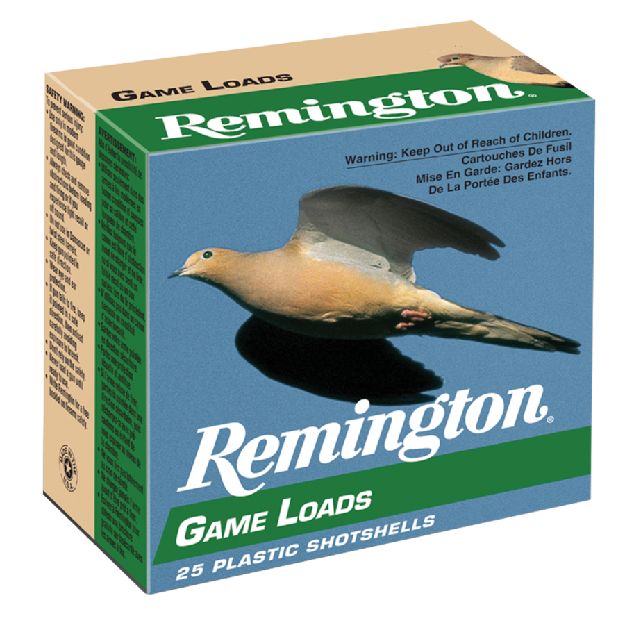 REMINGTON LEAD GAME LOADS