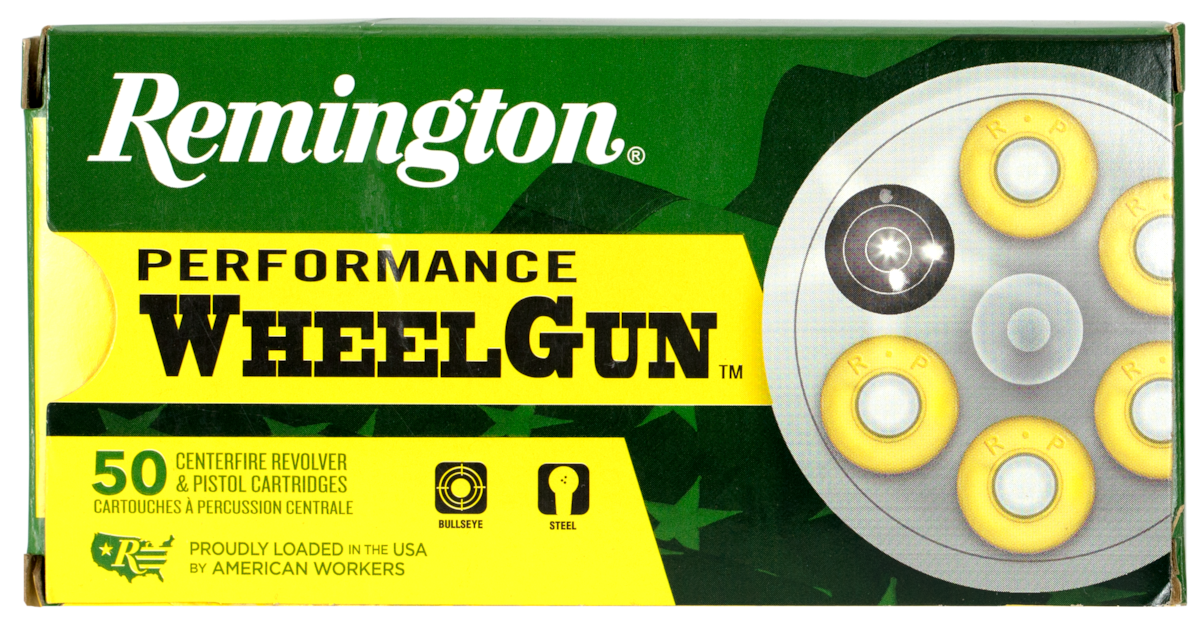 REMINGTON PERFORMANCE WHEELGUN