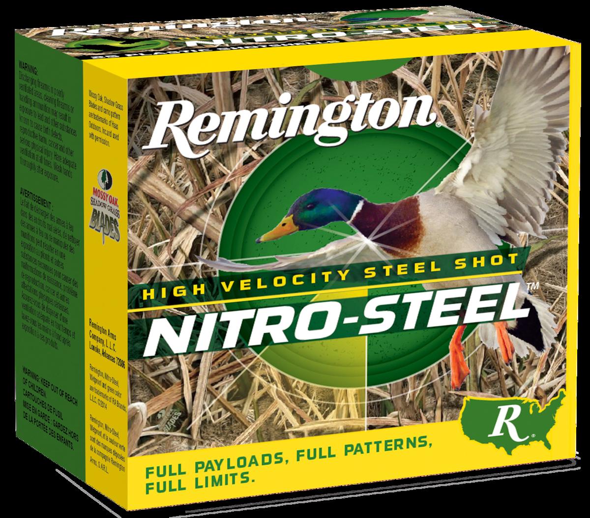 REMINGTON NITRO STEEL