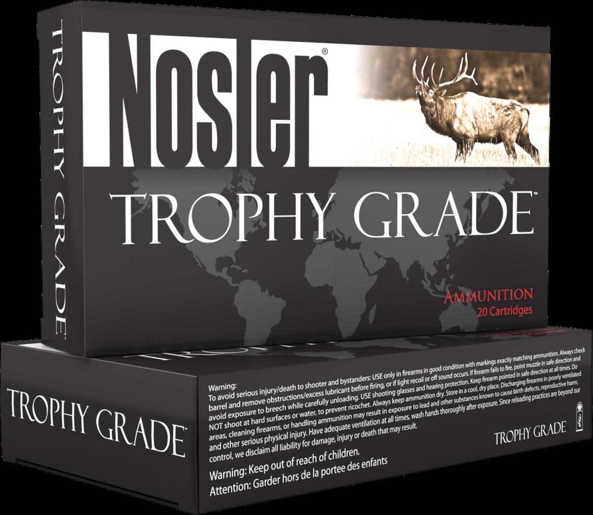 NOSLER TROPHY GRADE