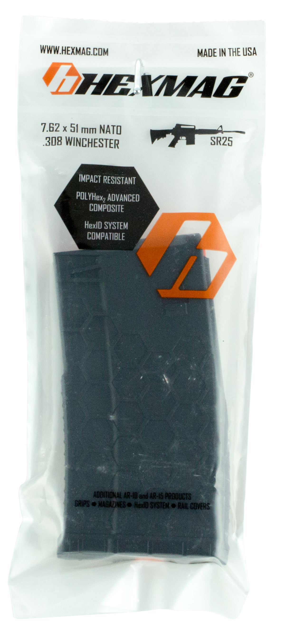 HEXMAG SR-25