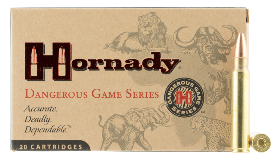 HORNADY DANGEROUS GAME