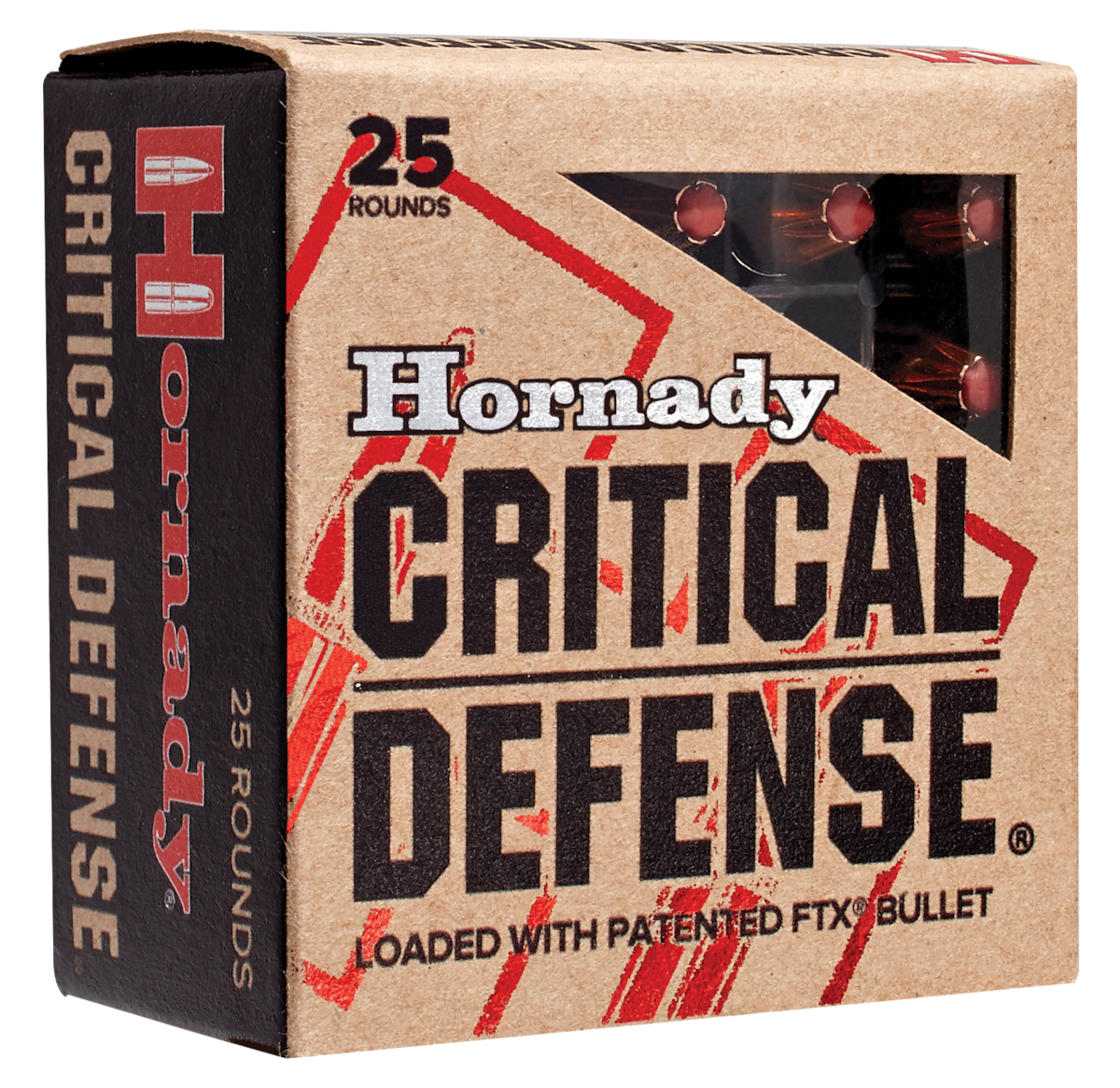 HORNADY CRITICAL DEFENSE