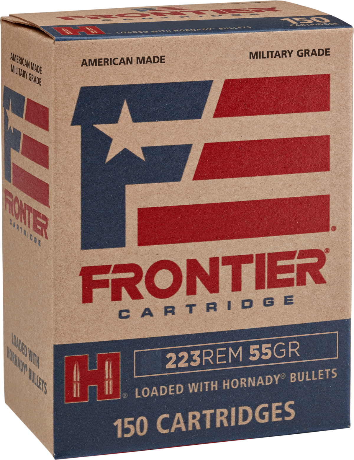 FRONTIER RIFLE