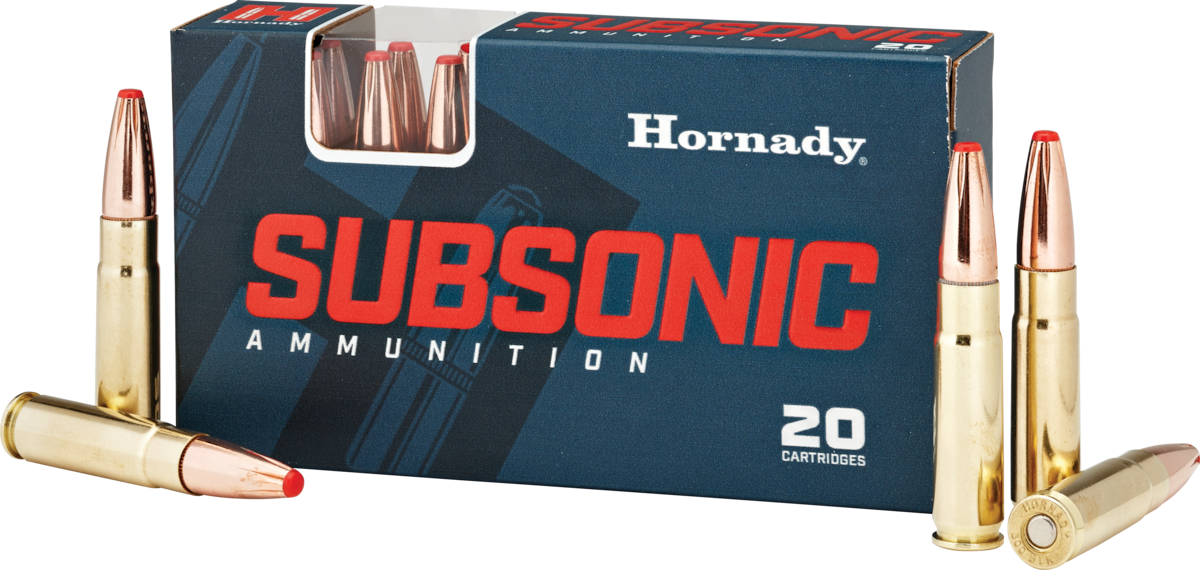 HORNADY SUBSONIC