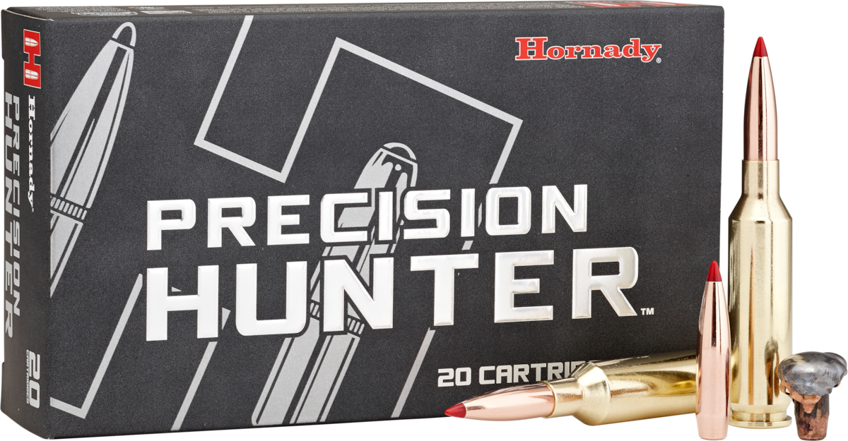 HORNADY PRECISION HUNTER