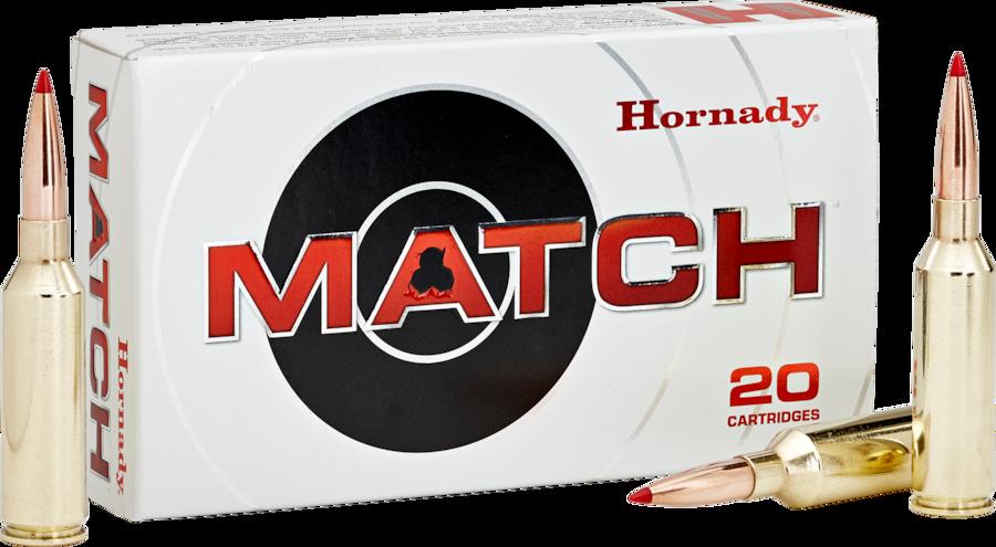 HORNADY MATCH