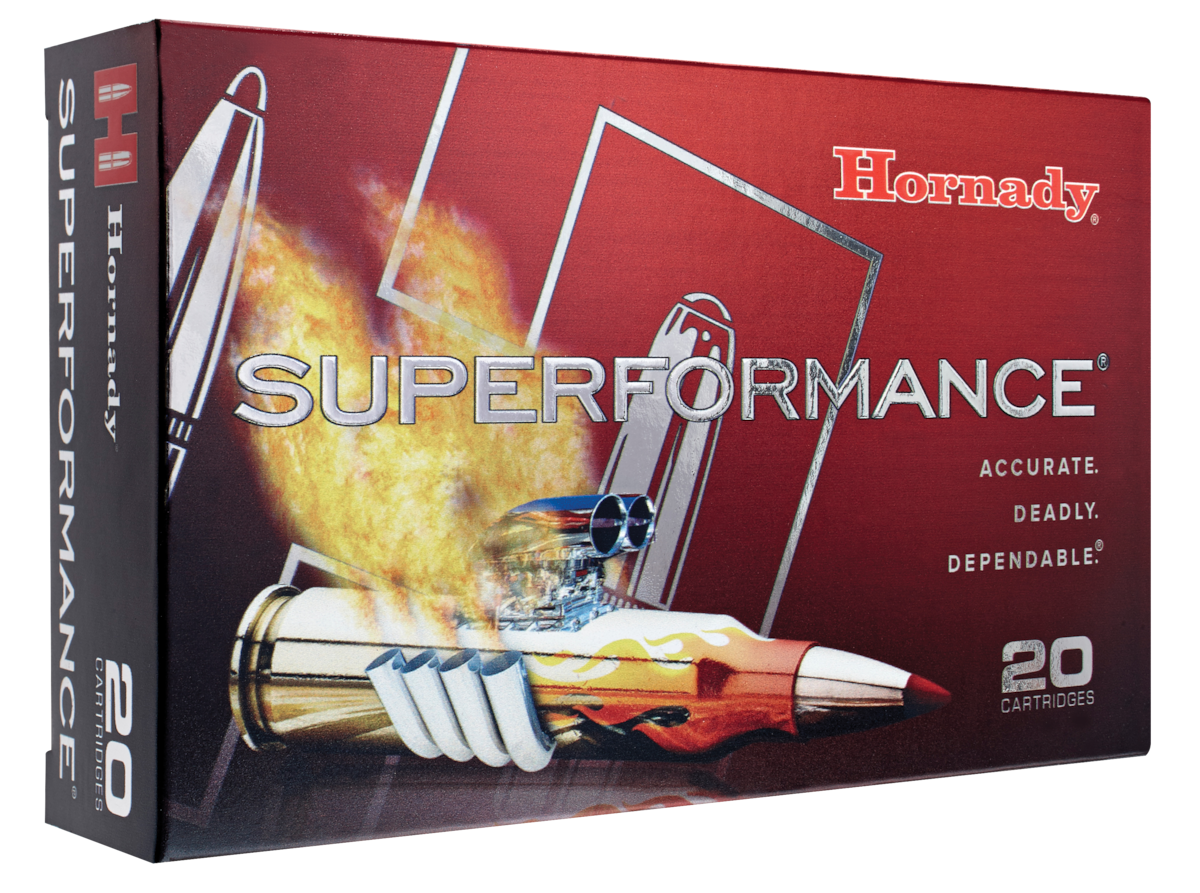 HORNADY SUPERFORMANCE
