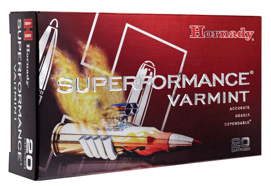 HORNADY SUPERFORMANCE VARMINT
