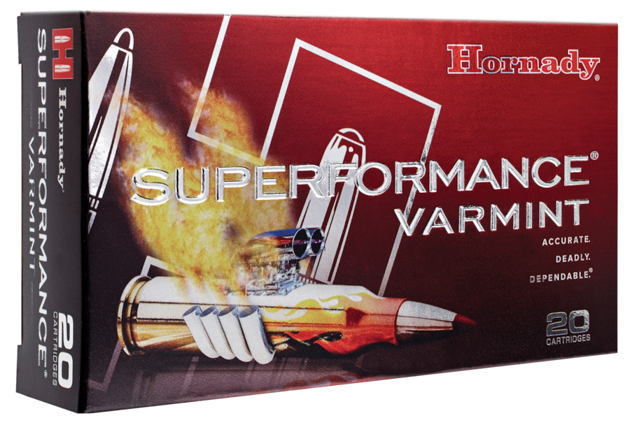 HORNADY SUPERFORMANCE VARMINT
