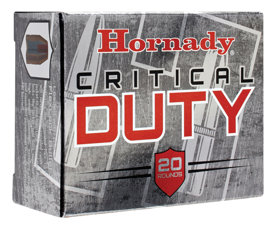 HORNADY CRITICAL DUTY