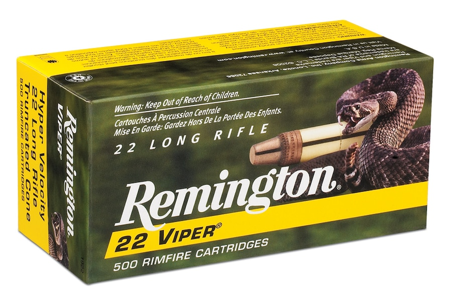REMINGTON VIPER HIGH VELOCITY