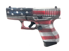 GLOCK G43 US FLAG EDITION