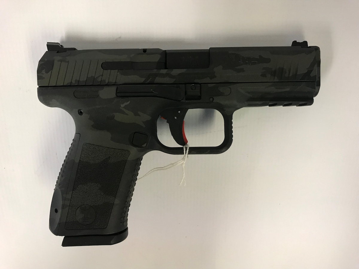 CANIK TP9SF ELITE
