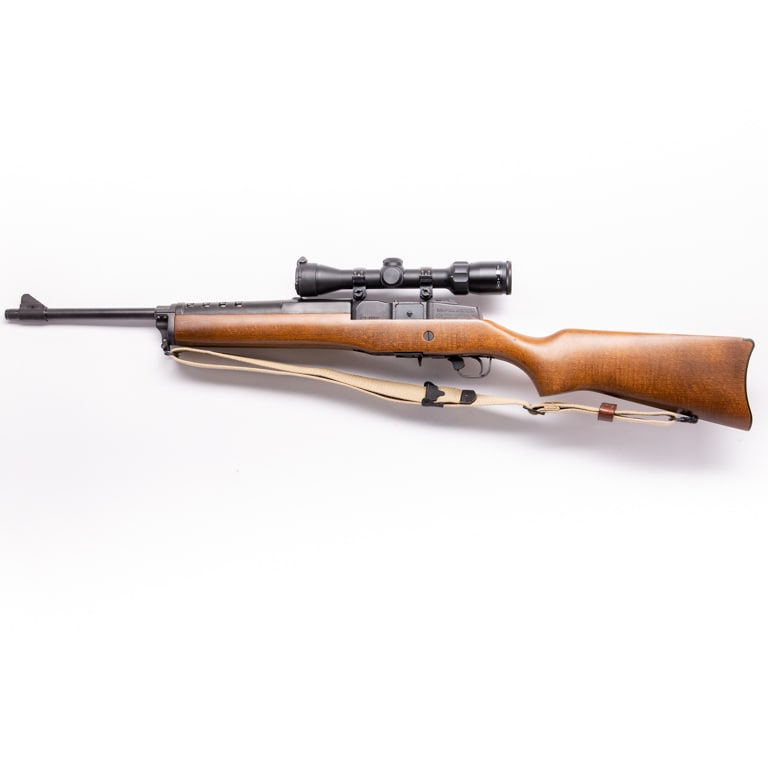 RUGER MINI THIRTY