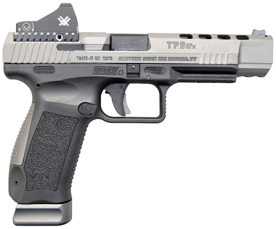CANIK TP9SFx WITH VORTEX VIPER RED DOT