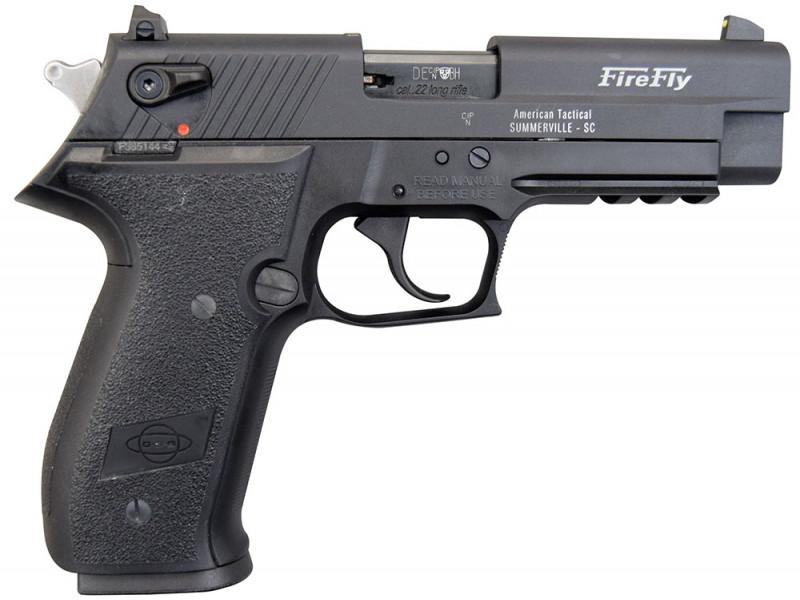 AMERICAN TACTICAL IMPORTS GSG FIREFLY BLACK