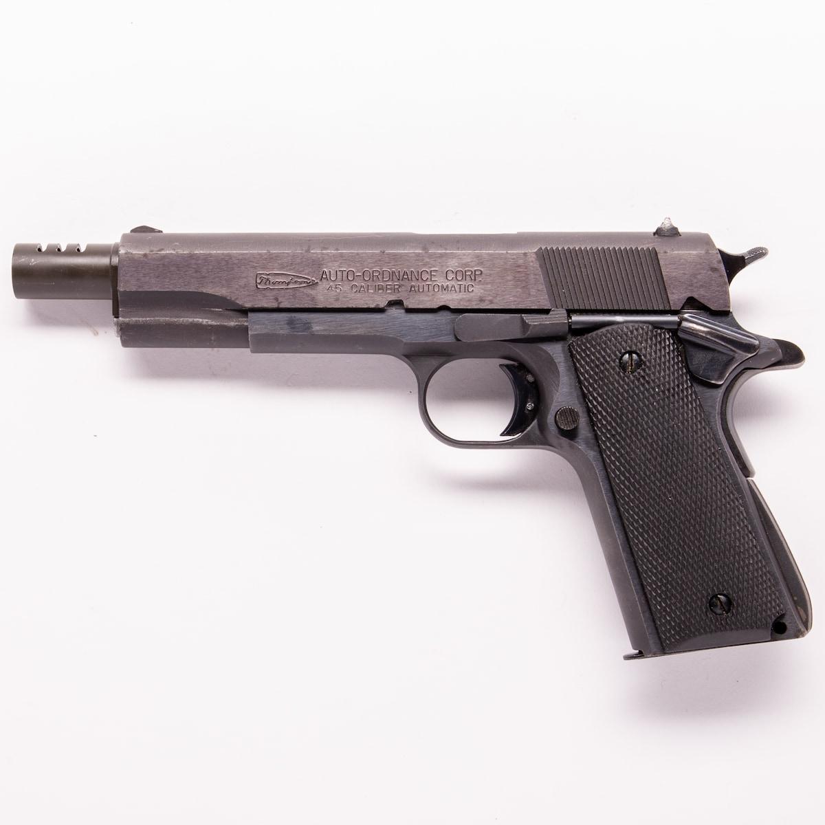 AUTO-ORDNANCE 1911