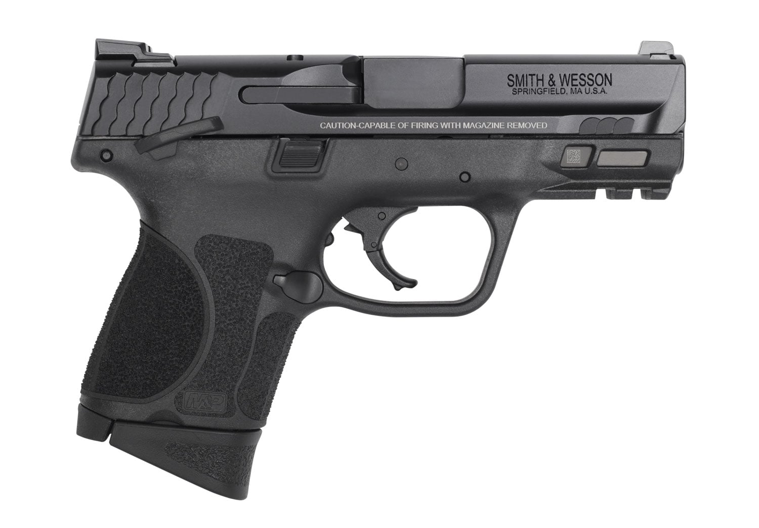 Smith & Wesson M&P9 M2.0 Compact 12 + 1 capacity