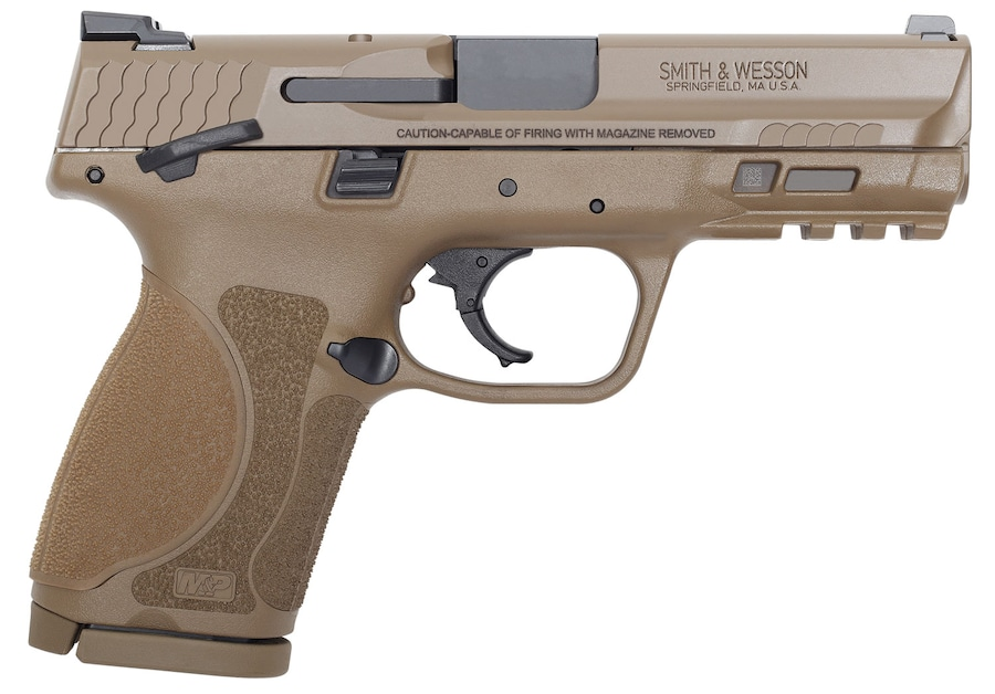 SMITH & WESSON M&P9 M2.0 COMPACT FDE