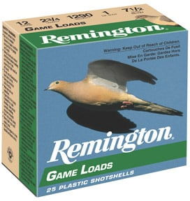 remington game loads GL128