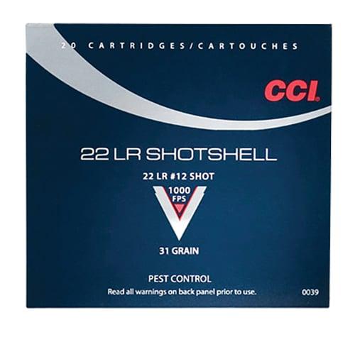 CCI PEST CONTROL SHOTSHELL