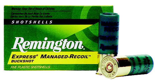 REMINGTON MANAGED RECOIL