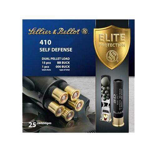 SELLIER & BELLOT SHOTGUN