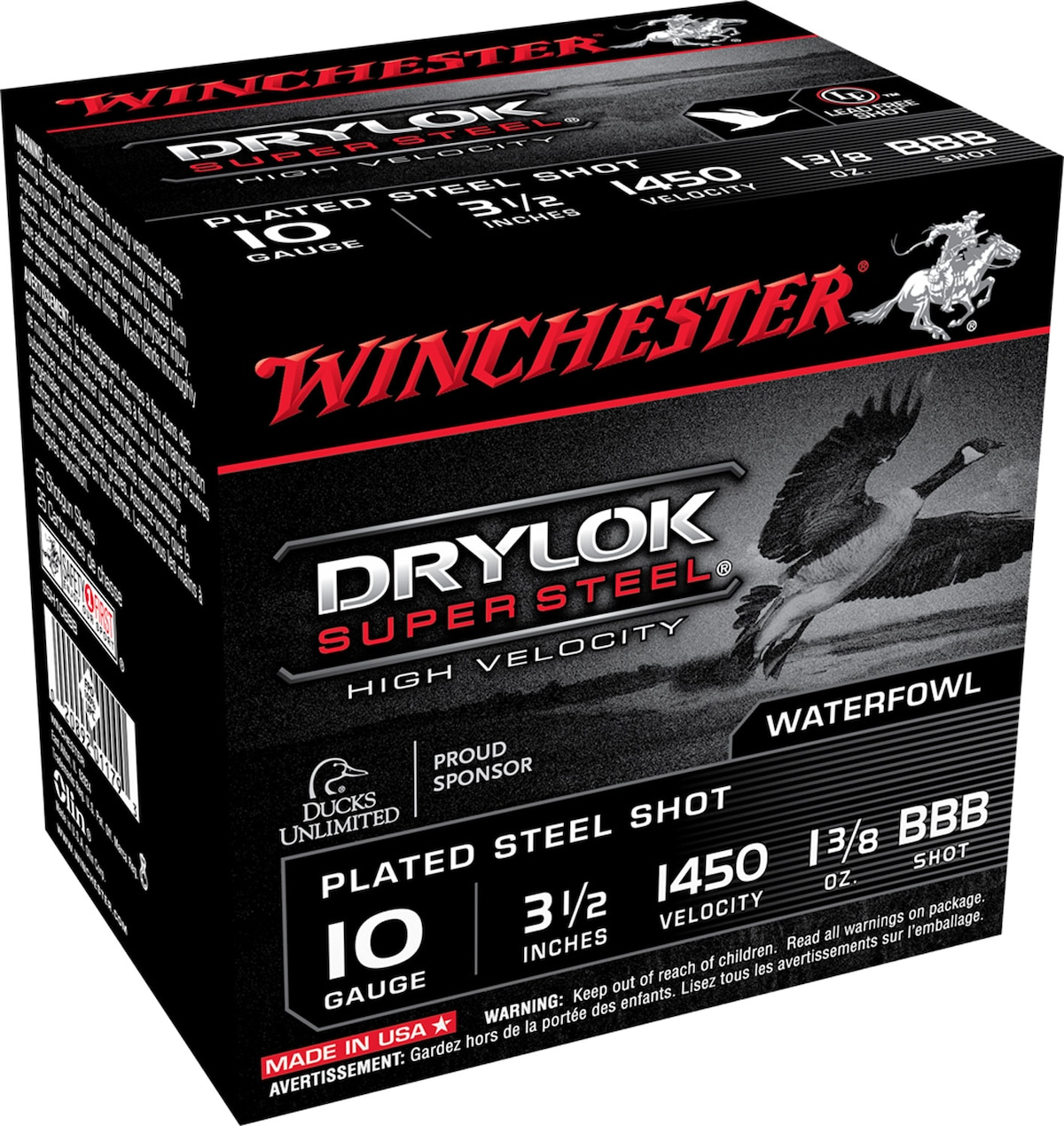 WINCHESTER DRYLOCK SUPER STEEL