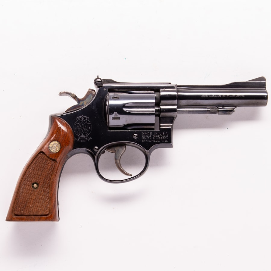 SMITH & WESSON MODEL 18-3