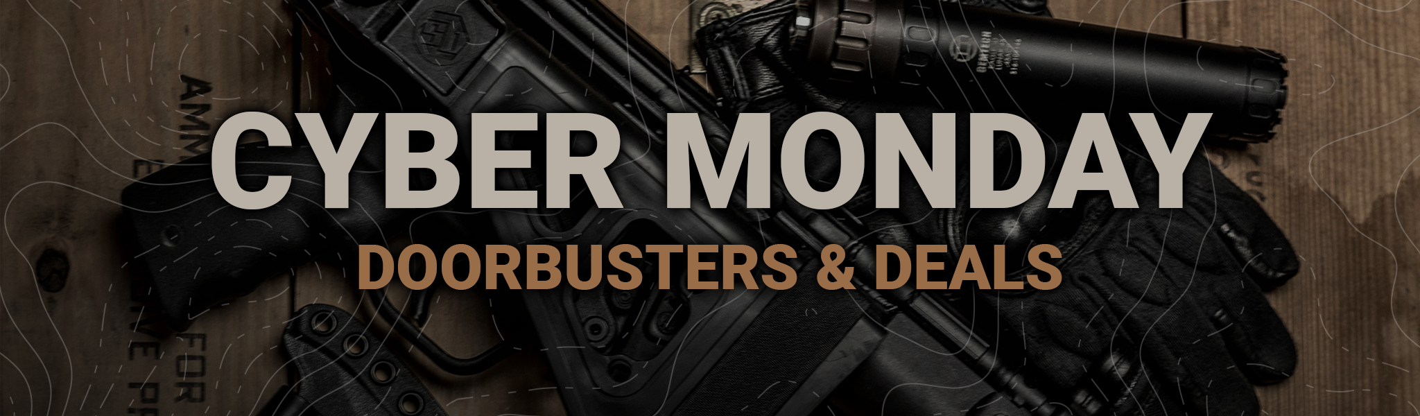 Cyber Monday Flash Sale 1 Banner