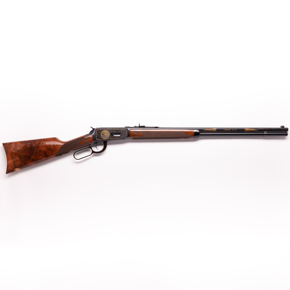 WINCHESTER MODEL 94 LARRY BIRD COMMEMORATIVE