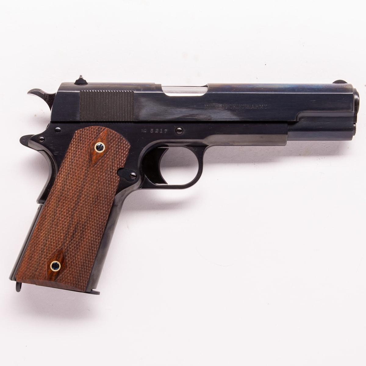 U.S.F.A. GOVT. MODEL OF 1911