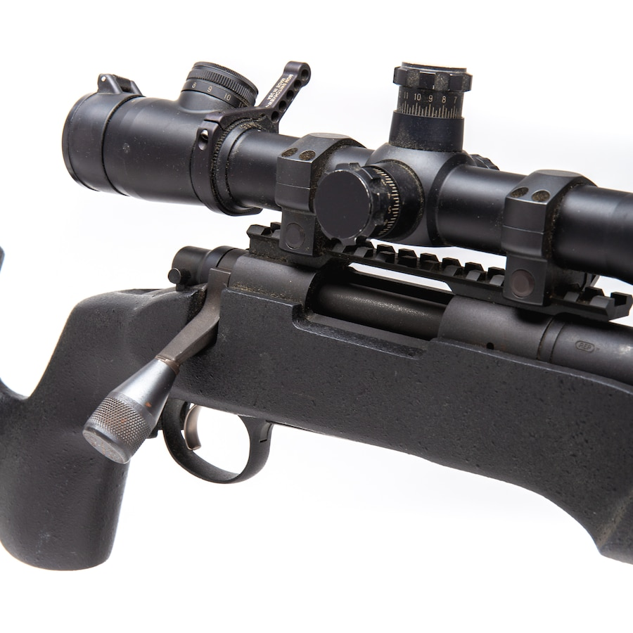 REMINGTON 700 TACTICAL