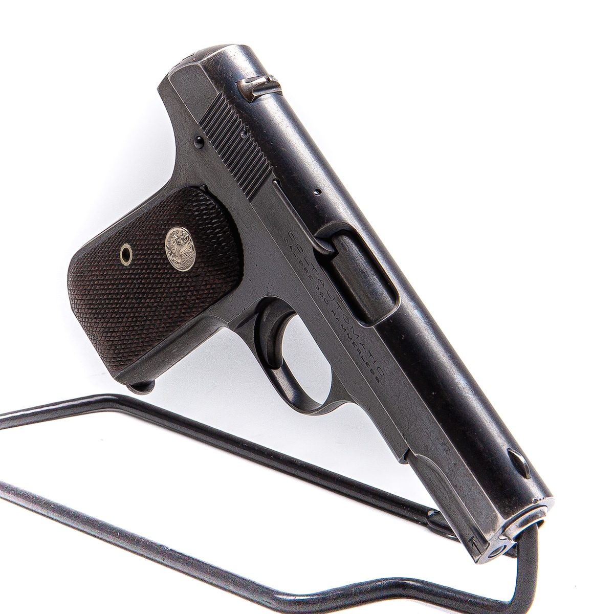COLT AUTOMATIC 380 HAMMERLESS