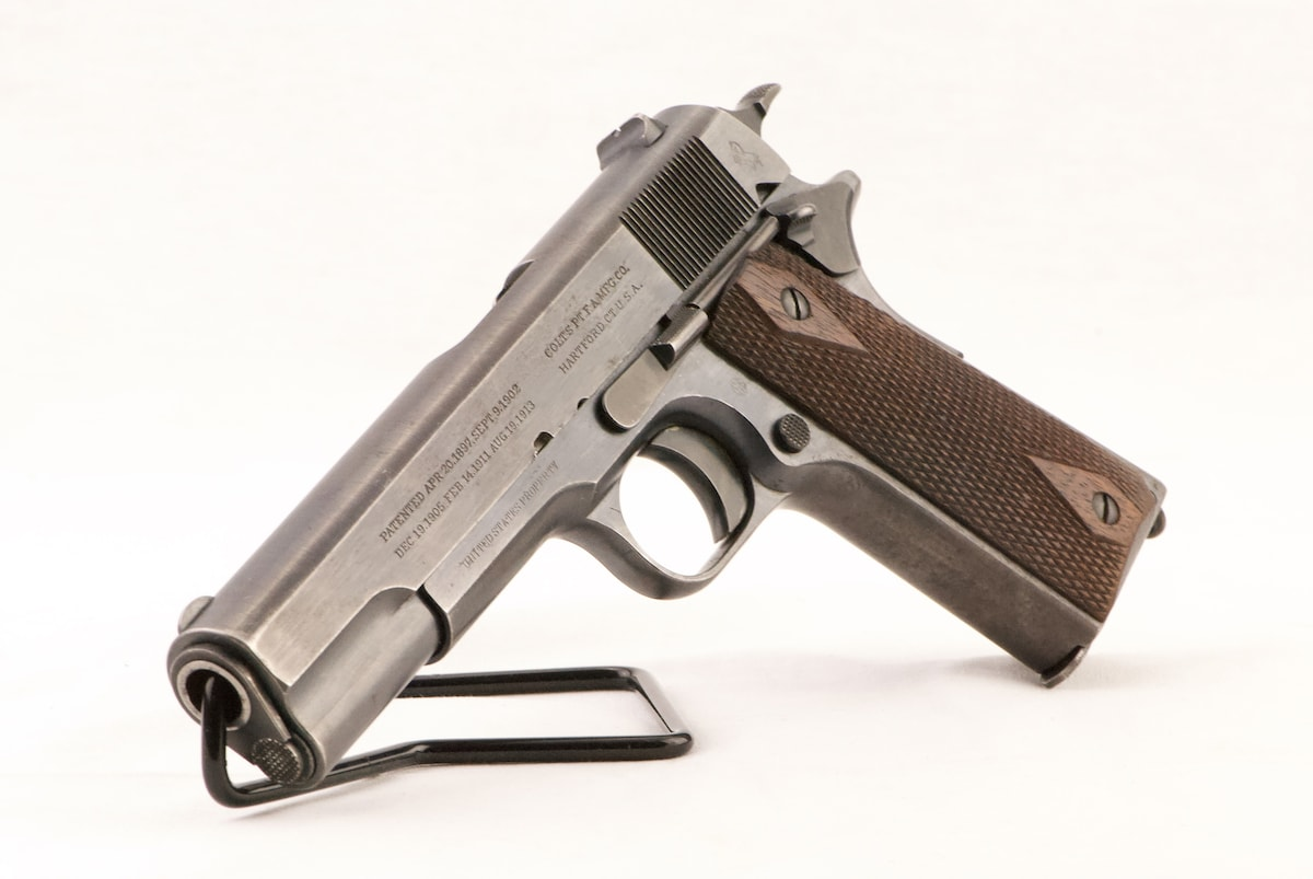 COLT 1911-Dated 1917