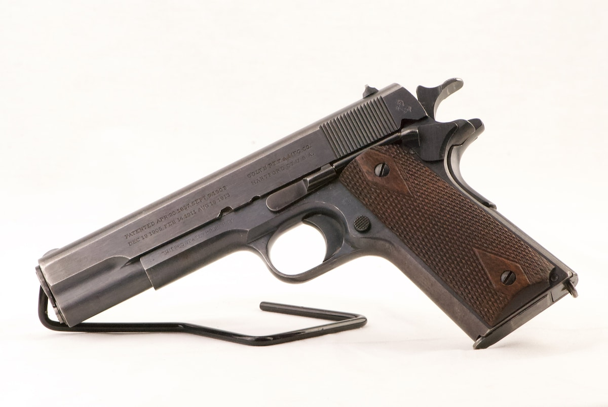 COLT 1911-Dated 1927
