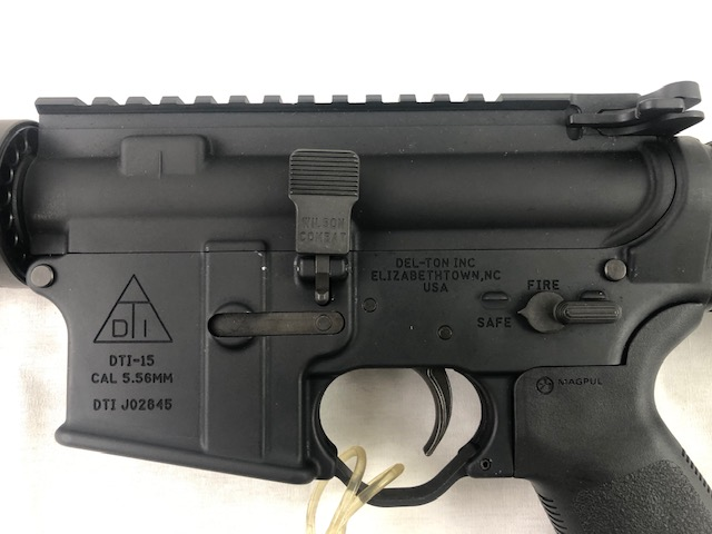 DEL-TON DTI-15 CUSTOM