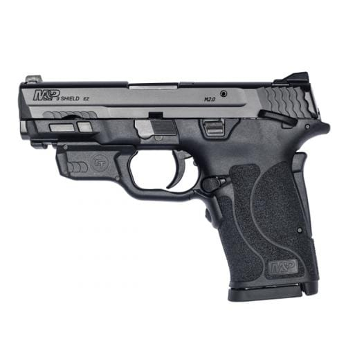 SMITH & WESSON M&P9 SHIELD EZ M2.0 CT RED