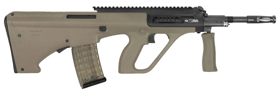 STERY AUG A3 M1 BLACK/MUD