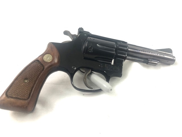 SMITH & WESSON Model 43
