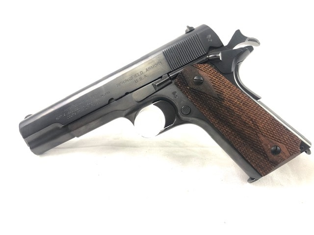 SPRINGFIELD ARMORY 1911-DATED 1915