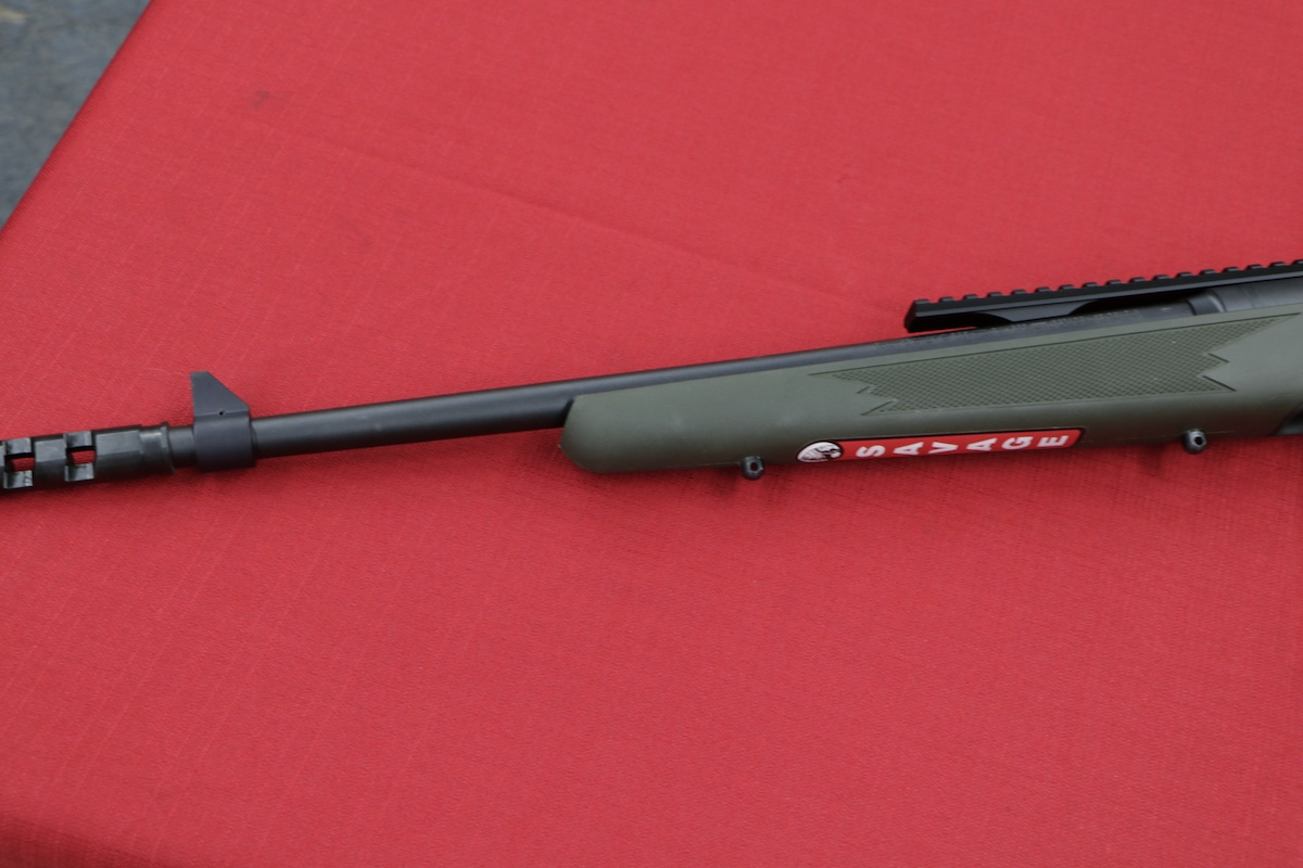 SAVAGE 11 SCOUT