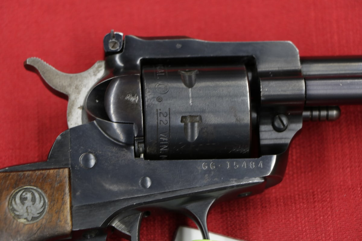RUGER SINGLE SIX